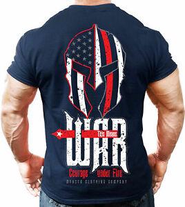 NEW Men/'s Monsta Clothing PUNISHMENT UNDER WAY Bodybuilding Fitness Gym Tee Navy
