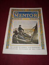 The Mentor magazine, July 1923 Fishing Fishermen Whaling Art Paintings