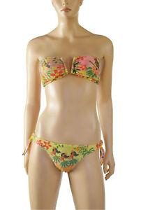 AGOGOA-by-Pin-Up-Stars-Fascia-Bandeau-Bikini-HULA-Hawaii-Muster