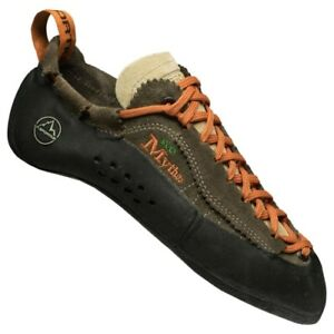 Details zu La Sportiva Mythos Eco Kletterschuhe Herren braun Bouldern Boulderschuhe Schuhe