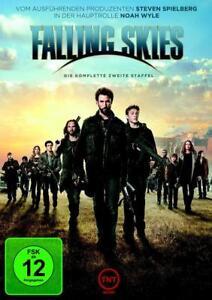 FALLING SKIES DIE KOMPLETTE ZWEITE STAFFEL SEASON 2 DVD DEUTSCH
