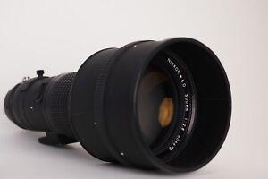Nikon-Ai-ED-Nikkor-300mm-F-2-8-Telephoto-MF-Lens-1-2-8-2-8-2-8f