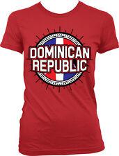 Dominican Republic National Football Team Los Quisqueyanos Juniors T-shirt