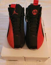 Nike Air Jordan XXXV 35 Rui Hachimura x Warrior Red Black Men Size 11 BNIB