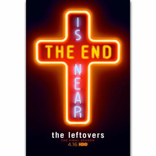 Hot The Leftovers Final New Season 3 USA TV Series 24x36Inch Custom Poster P-259