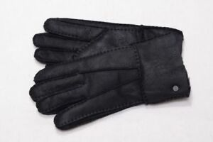 BW Handschuhe gefüttert schwarz Bundeswehr Lederhandschuhe Winter Unisex Neu