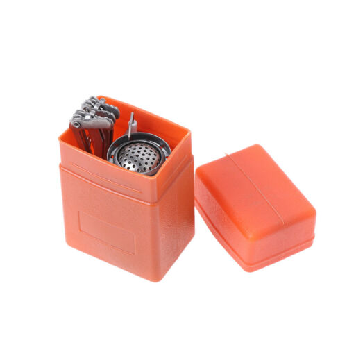 Foldable Mini Gas-Burner Fishing Outdoor Cooking Camping Picnic Cook Stove JO