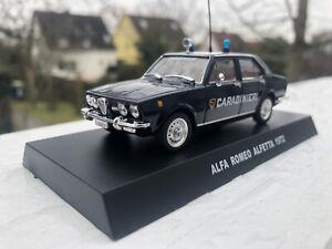 1:43 Atlas, Alfa Romeo Alfetta 1972, by Raceface-Modelcars