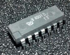5pcs RFT v4001d Quad 2-Input NOR Gates 4001 CMOS A 14