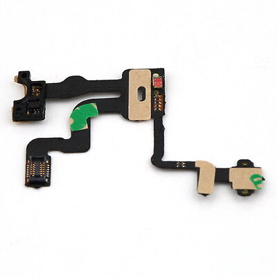 OEM proximity light sensor power button flex cable ribbon repair For iphone 4S