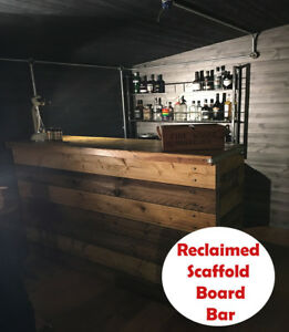 See Delivery Chart Scaffold board pub bar mancave bar home bar ...