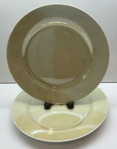 Swid-Powell-LUSTER-CHARTREUSE-9-1-8-034-Salad-Plates-TWO