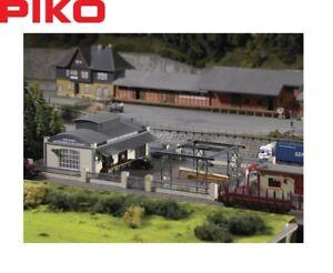 Piko-H0-61152-Kistenfabrik-Gerlacher-NEU-OVP