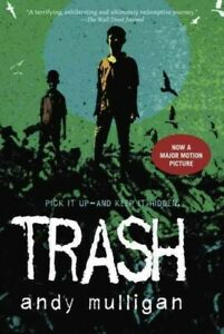 Trash-Paperback-by-Mulligan-Andy-Brand-New-Free-shipping-in-the-US