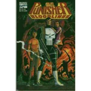 Punisher-1987-series-Bloodlines-1-in-NM-condition-Marvel-comics-pw