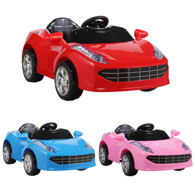 2016 mercedes benz sls amg power wheels ride on car toy12v battery mp3 4 r c red for sale online ebay kids ride on car electric 6v battery power gift toy w remote control mp3 led