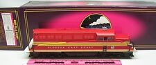 MTH ~ MT-2130LP Florida East coast no.606 3-rail proto sound EMD BL-2 Diesel