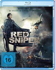 Red Sniper - Die Todesschützin - Blu-ray Disc NEU + OVP!