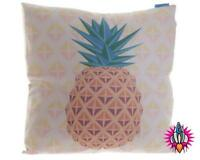 TROPICAL PINEAPPLE RETRO CUSHION COVER AND INSERT NEW WITH TAGS