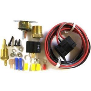 painless performance fan thom ii electric fan control relay kit rh ebay com