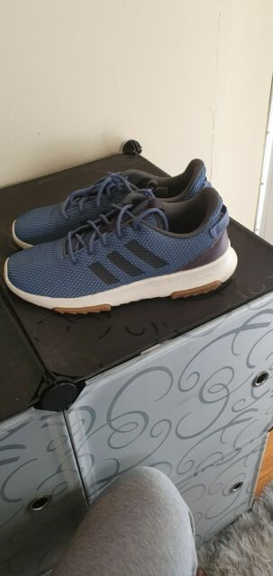 *NEW* Adidas CF Racer TR Men's Running Shoes Blue, Size 9.5