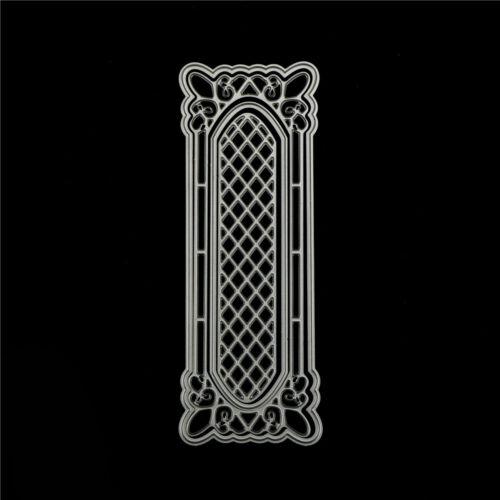 El corte del metal muere para las tarjetas de papel del álbum de DIY/_S