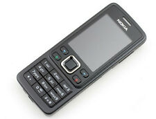 Unlocked Nokia 6300 Mobile Phone Classic Phone MP3 Player GSM Black