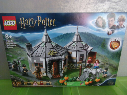 Lego Harry Potter 75947 Hagrid/'s Hut NEU /& OVP Buckbeak/'s Rescue