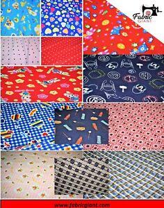 Soft-Brushed-100-Cotton-Flannel-Fabric-Wincyette-Winter-shirts-nightwear-14-des