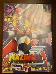 Mazinger-Z-Part-2-DVD-47-92-Anime-Discotek-Media-Official-Release-70s-Go-Nagai
