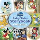 Disney Mickey and Friends Fairy Tales Storybook Collection by Parragon Book Service Ltd (Hardback, 2014)