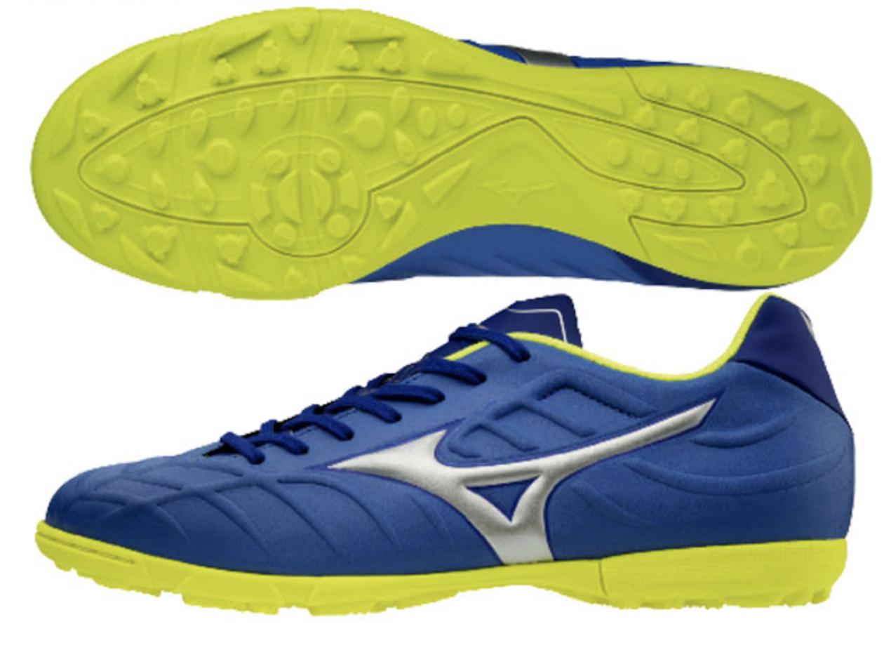 Mizuno Japan Rebula V3 As Fußball Schuhe Turf Modell P1GD1885 Blau