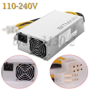Bitmain-Power-Supply-Antminer-Bitcoin-APW3-12V-1600W-PSU-L3-D3-S7-S9-110-220v