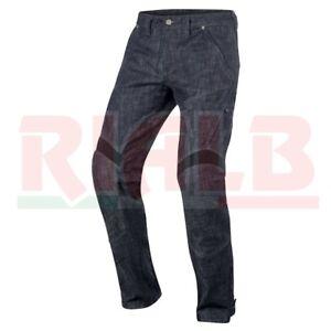 Pantaloni-Moto-Jeans-Alpinestars-RIFFS-DENIM-Pants-con-Protezioni