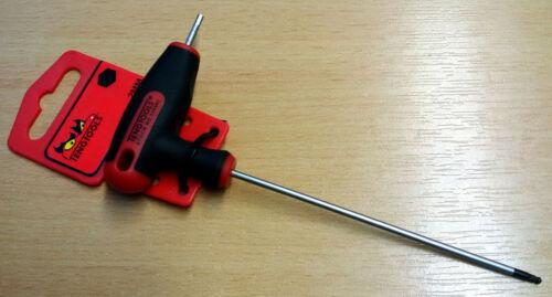 Teng Tools Hex T-Poignée 2.0 x 100 mm 510502