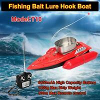 T10 Bait Hook Boat Carp Fishing Rc Boilies Anti Grass 300m Remote Control A80t