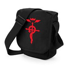 Full Metal Alchemist Symbol Mini Messenger Shoulder Bag Geeky Anime Cosplay
