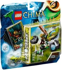 Lego ® Legends of Chima cubierta #3 New nuevo 70156 Game Card mapas 301-305 Laval