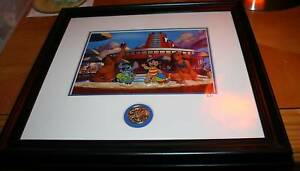 Disney-Cruisin-039-with-Lilo-and-Stitch-LE-20-Artist-Proof-AP-Pin-Set-Auction