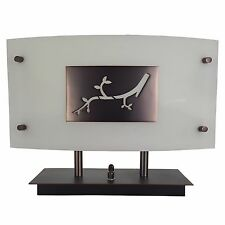 RV Decorative 12V LED Allegro Dinette Ceiling Light w/ Flower Insert