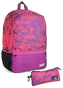 mochilas escolares puma mujer