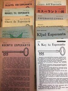 A-Key-to-Esperanto-in-11-languages
