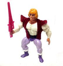 1980's Masters Universe HE MAN Motu PRINCE ADAM figure + weapon GOOD CONDITION