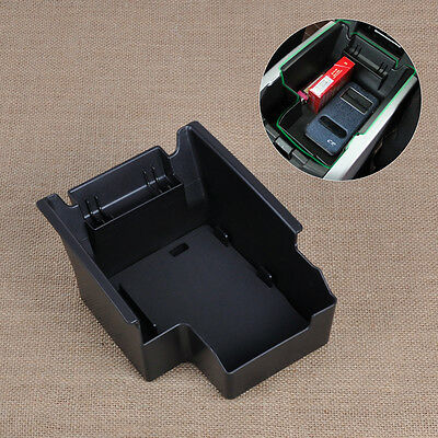 New Armrest Box Car Glove Box Secondary Storage for Ford ESCAPE KUGA 2013