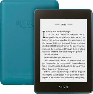 Amazon Kindle Paperwhite 10th Gen 8GB with Special Offers Twilight Blue
