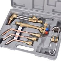 Portable Oxygen Acetylene Welding Cutting Outfit Torch Set Gas Welder Tool Kit