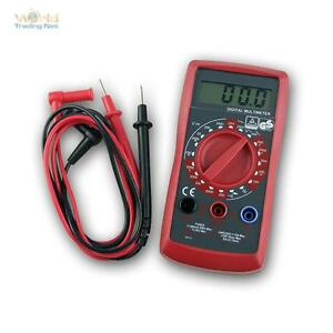 "Digital-Multimeter /""Check-102/"" mit Signalgenerator Polaritätsanzeige LCD-Display"