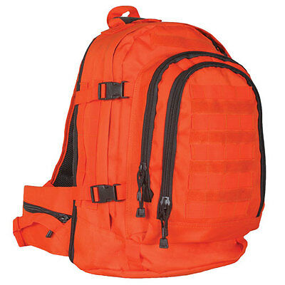 Fox Tactical Duty Pack, Hiking. Hunting, Camping, Tactical use SAFETY ORANGE