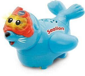 Vtech-TOOT-TOOT-SPLASH-SEA-LION-Educational-Preschool-Young-Child-Toy