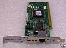 Adaptec ANA-62011//TX Ethernet 10//100 RJ45 PCI 64 Bit 1700706 Network Card